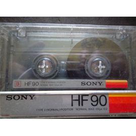 cassette vierge